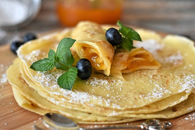 Pancakes, Flapjacks & Crepes…